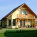 Costruzioni di legno villette familiari